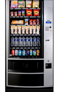 2 Palma H87 vending distributeur automatique