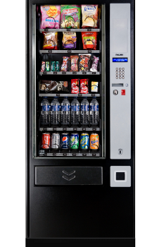 3 Palma Hz vending distributeur automatique