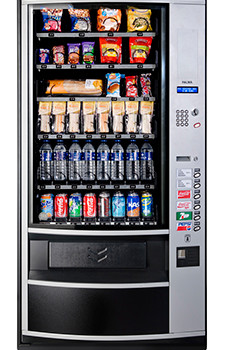 4 Palma H87 vending distributeur automatique