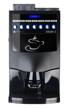 A1 Vitale distributeur automatique vending machine a cafe